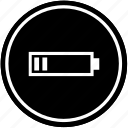 battery, charge, energy, mobile icon