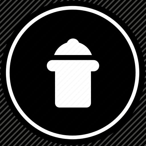 documents, files, garbage, temp, trash icon