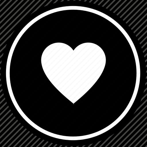 feeling, like, love, operation icon