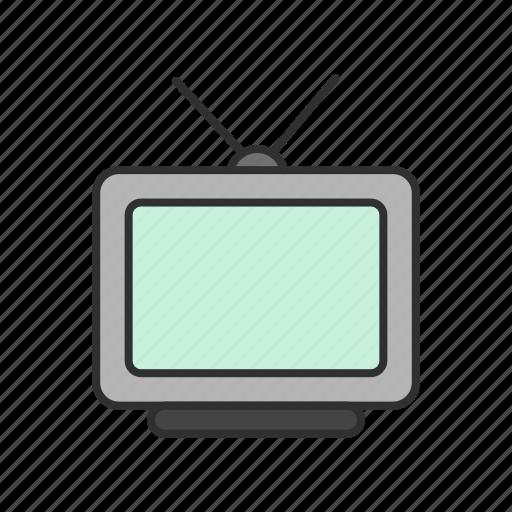entertainment, media, television, tv icon