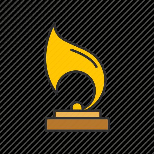 audio, music, phonoggraph, record icon