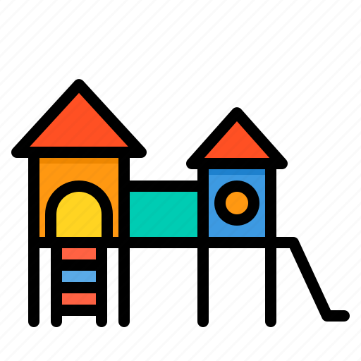 Kids, park, play, playground, toy icon - Download on Iconfinder