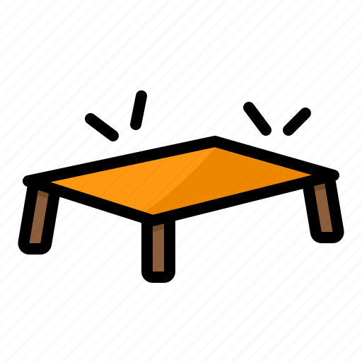Kids, park, play, playground, toy, trampoline icon - Download on Iconfinder