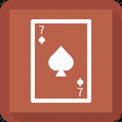 card, casino, gambling, game, playing, poker icon