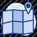 data, location, map, pin