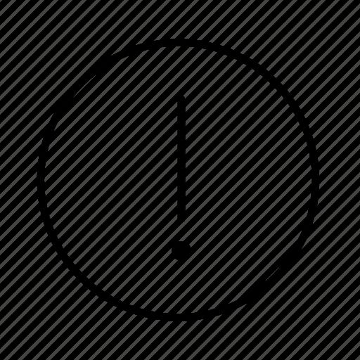 alert, alertalerts, circle, esclamation, information, notification, notify icon