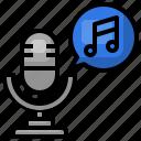 music, player, note, podcast, quaver