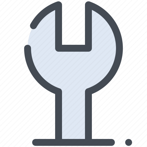 Configuration, settings, wrench icon - Download on Iconfinder