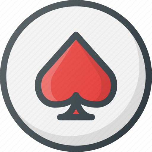 casino, direction, gps, location, map, place icon