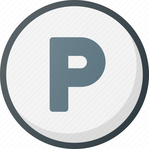 direction, gps, interest, location, map, parking, place icon