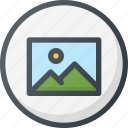 art, direction, gallery, gps, location, map, museum icon