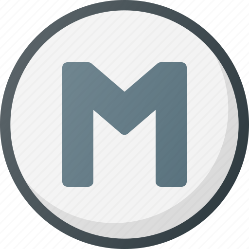 direction, gps, location, map, metro, place, station icon