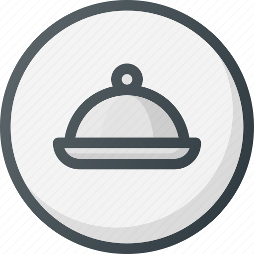 direction, gps, location, map, place, points of interest, restaurant icon