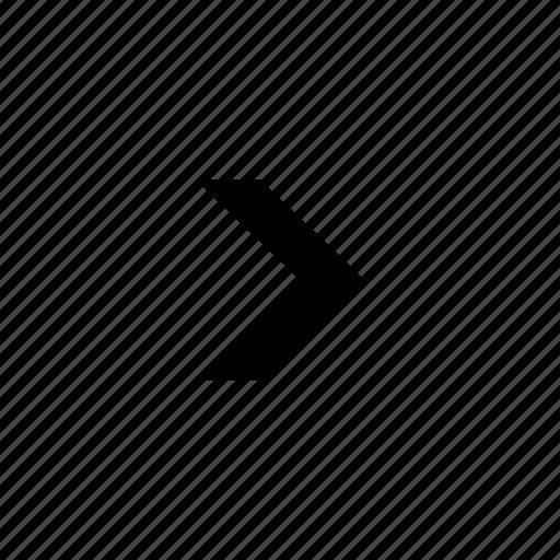 arrow, disclosure icon