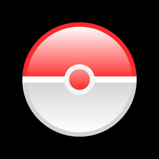 go, pokeball, pokemon icon