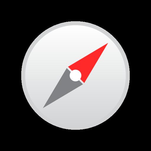 compass, go, pokemon icon