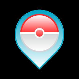 go, gym, map, pokemon icon