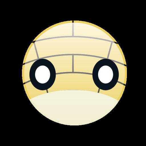 cute, go, monster, pokemon, sandshrew icon