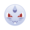 cute, female, go, monster, nidoran, pokemon icon