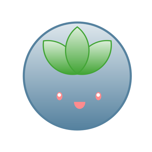 cute, go, monster, oddish, pokemon icon