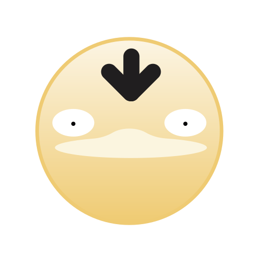 cute, go, monster, pokemon, psyduck icon