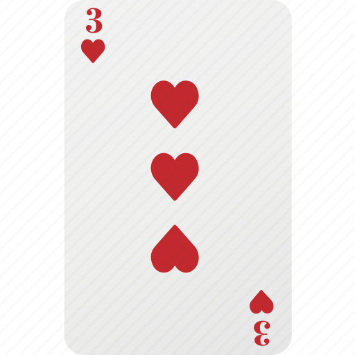 card, hazard, heart, playing card, poker icon