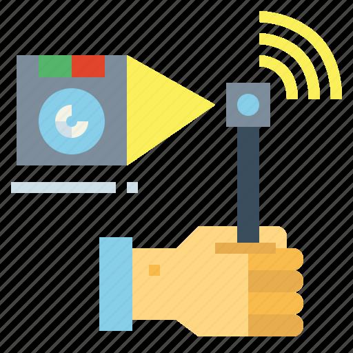 camera, hidden, small, spy, technology icon
