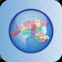 country, estonia, europa, europe, map, maps icon