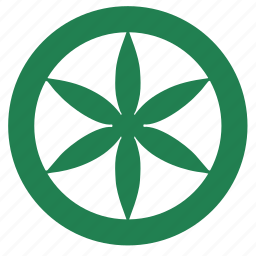 green, label, political, sign icon