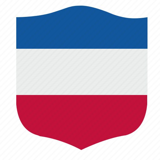 colors, flag, national, politic, shield icon