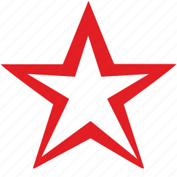 communism, label, red, star icon