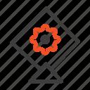 festival, kite icon