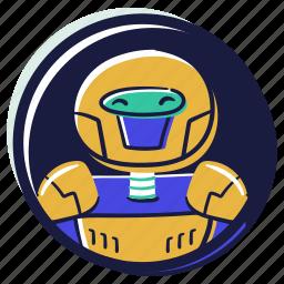 accounts, avatars, user, account, avatar, bot, artificial, intelligence, robot
