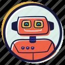 accounts, avatars, user, account, avatar, bot, robot