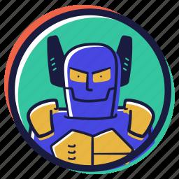 accounts, avatars, user, account, avatar, fighter, bot, robot, artificial, intelligence