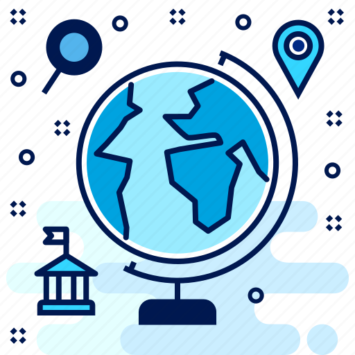 Earth, globe, planet, universe, world icon - Download on Iconfinder