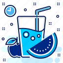 breakfast, food, healthy, juice icon