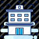 building, hospital