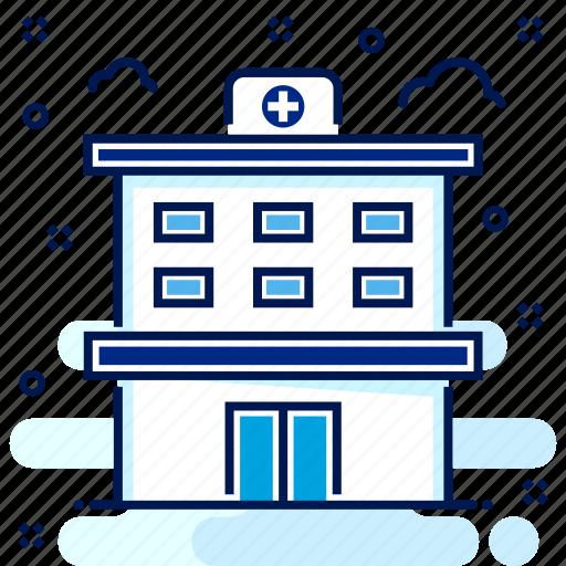 Building, hospital icon - Download on Iconfinder