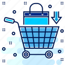 add, cart, item, items, shop, shopping icon