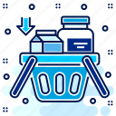 items, buy, item, buying, basket, shop, shopping icon