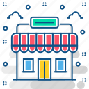 shop, shopping palace, business, store, superstore