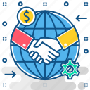 handshake, partnership, finance, deal, global, agreement