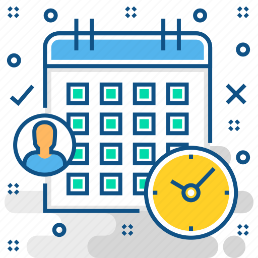 Accounting, calculate, calculation, calculator, duration, time icon -  Download on Iconfinder