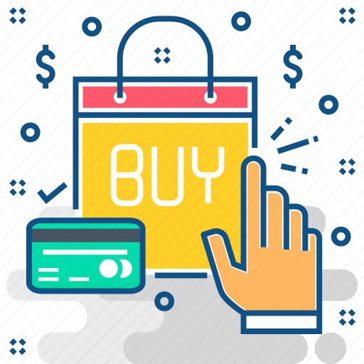 business, buy, card, money, pay, payment, shopping icon
