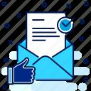 inbox, letter, mail, post