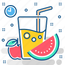 beverage, drink, food, fruit, health, healthy, juice icon