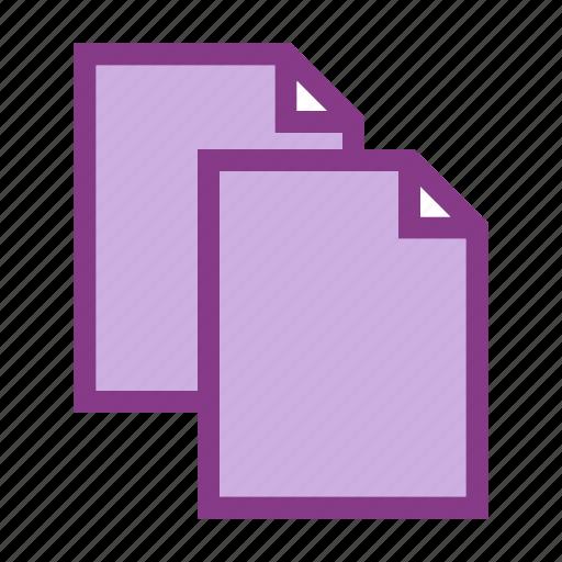 copy, files, popular icon
