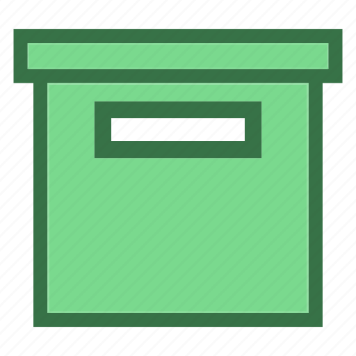box, delivery, popular, shipping icon