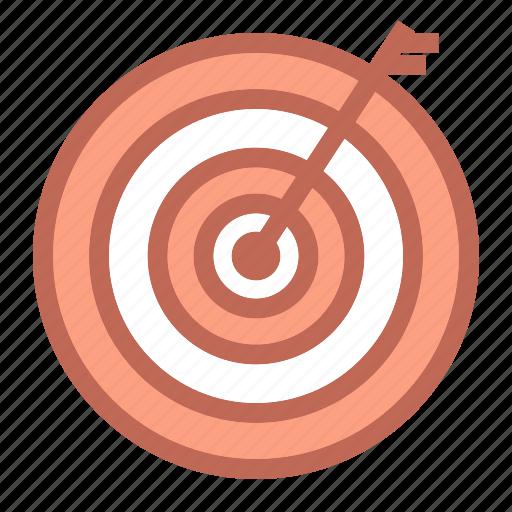 aim, center, goal, popular, shoot, target icon
